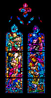 JEWELS OF LIGHT: STAINED GLASS OF THE NATIONAL CATHEDRAL collection